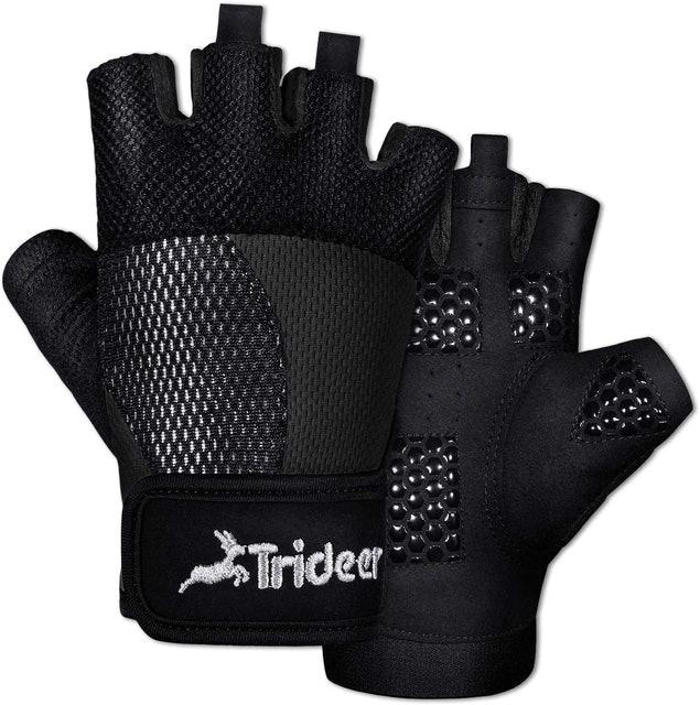 Trideer Fingerless Gloves for Women 1