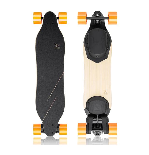 WowGo 3X Electric Skateboard and Longboard 1