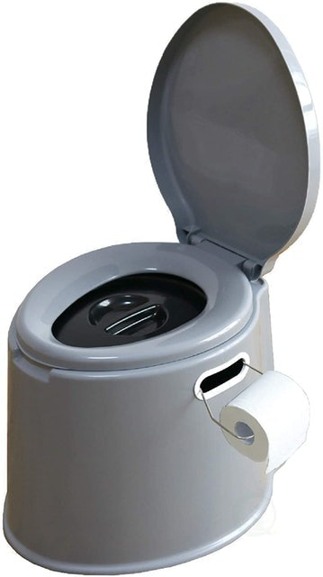 Playberg Basicwise Portable Travel Toilet 1