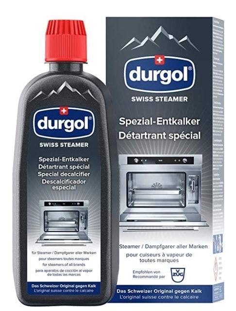 Durgol Swiss Steamer Descaler/Decalcifier 1