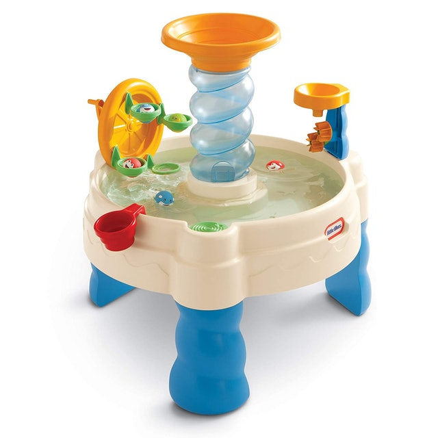 Little Tikes Spiralin' Seas Waterpark Play Table 1