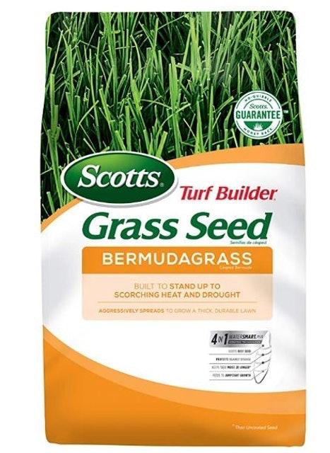Scotts Turf Builder Grass Seed Bermudagrass 1