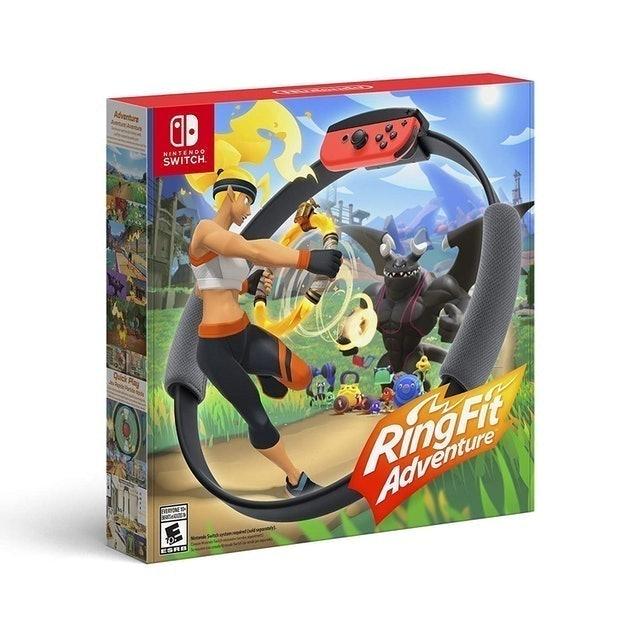 Nintendo Ring Fit Adventure 1