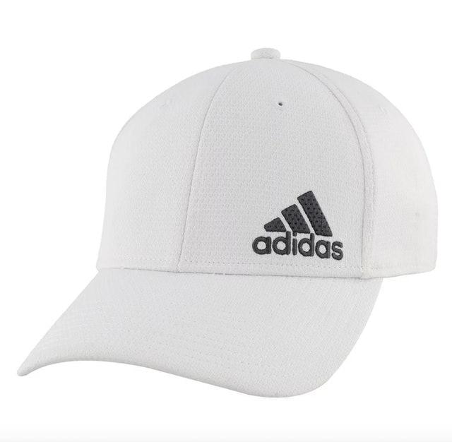 Adidas Release II Stretch Fit Structured Cap 1