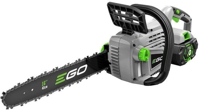 Ego Power+ Lithium-Ion Cordless Chainsaw 1