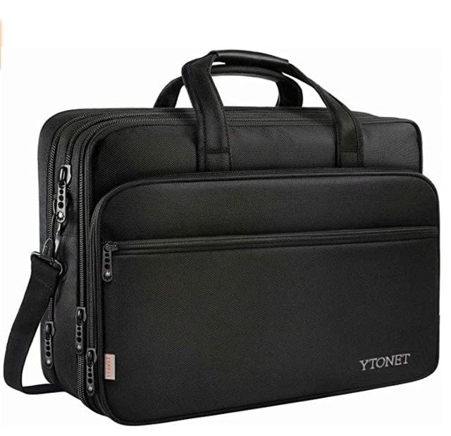 Ytonet Travel Briefcase With Organizer 1