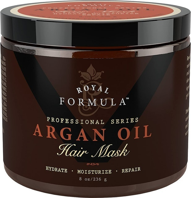Nature's Potent  Argan Oil Hair Mask 1