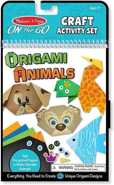 Melissa & Doug Origami Animals  1