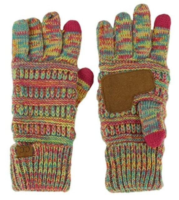 CC Quad Touch Screen Gloves 1
