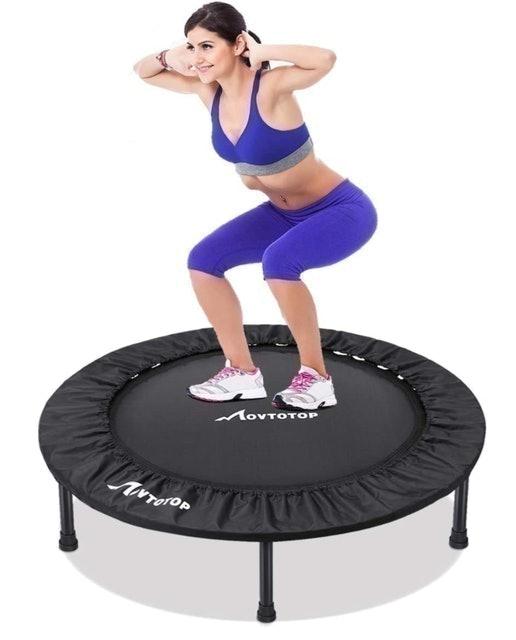 Movtotop Mini Fitness Trampoline 1