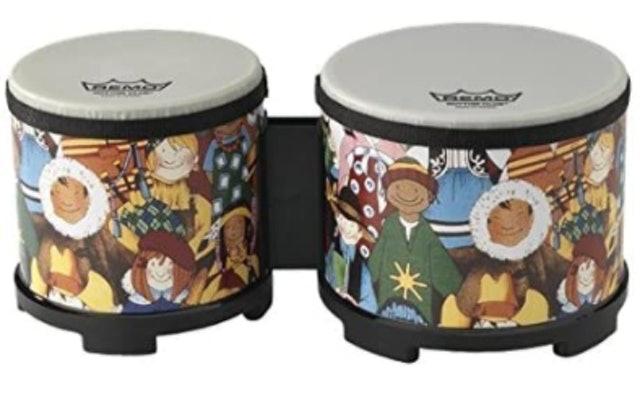 Remo Rhythym Club Bongo Drum 1