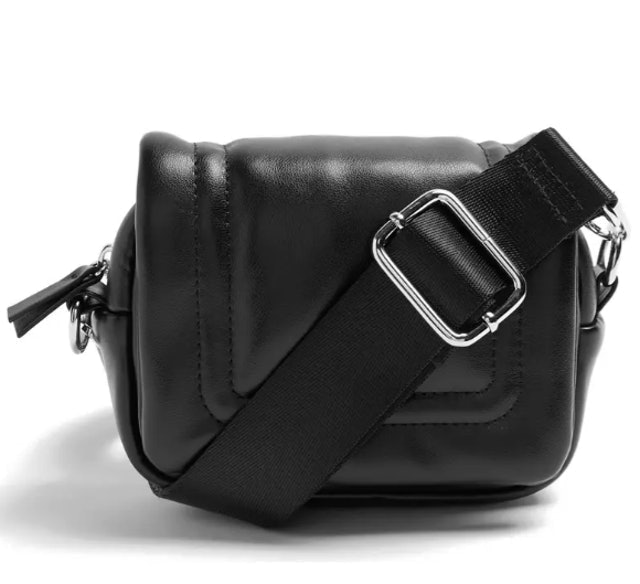 Topshop Bagged Out Mini Crossbody Bag 1