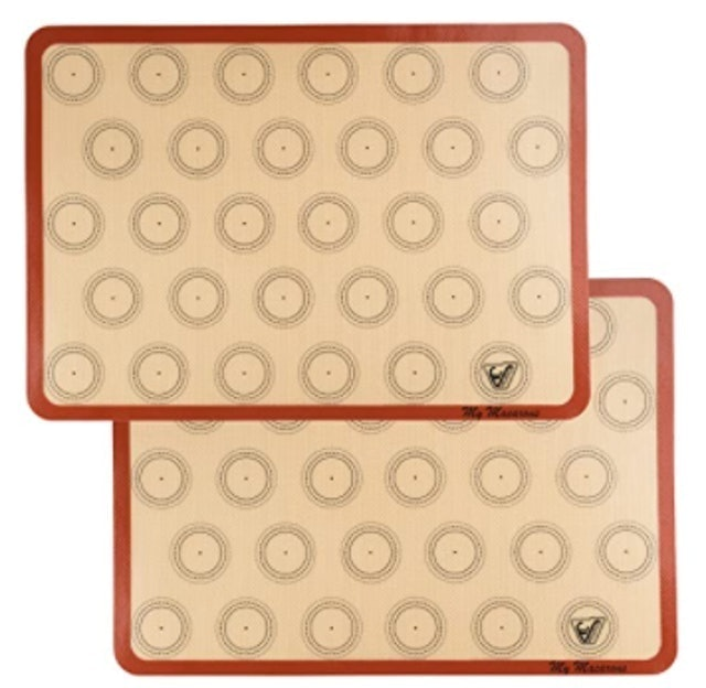 Velesco Silicone Macaron Baking Mat 1