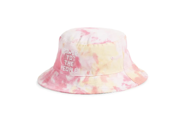 Cross Colours Power to the People Bucket Hat 1