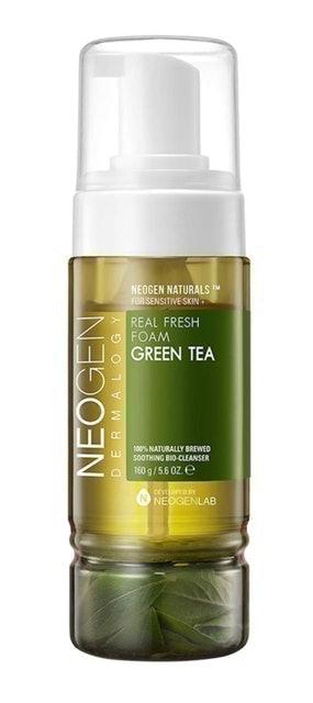 Neogen Dermalogy  Real Fresh Foam Green Tea 1