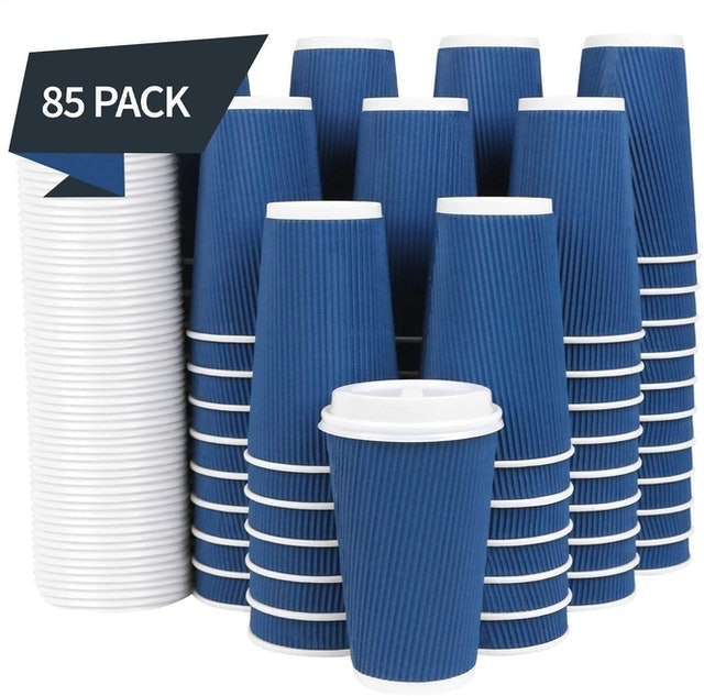Takeout West Disposable Coffee Cups  1