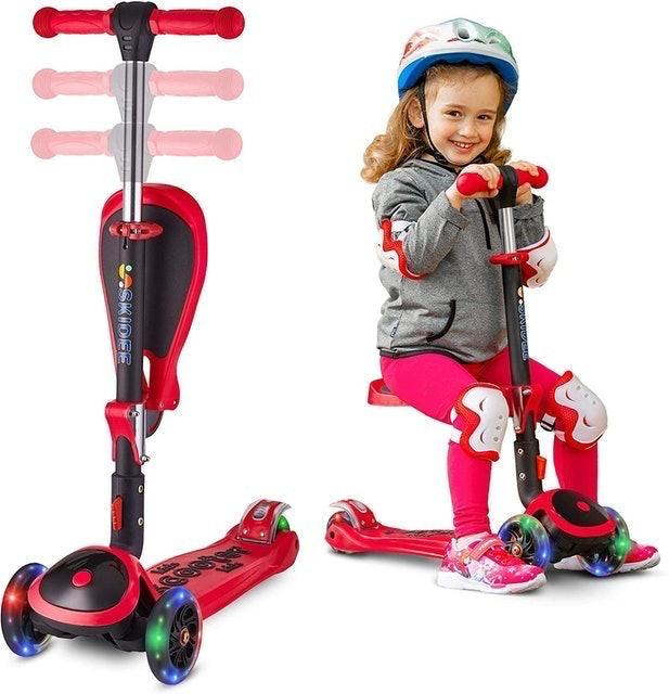 Skidee Y100 Kids Scooter 1