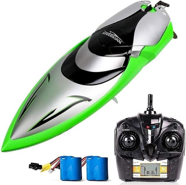 Sharkool RC Self Righting Racing Boat 1