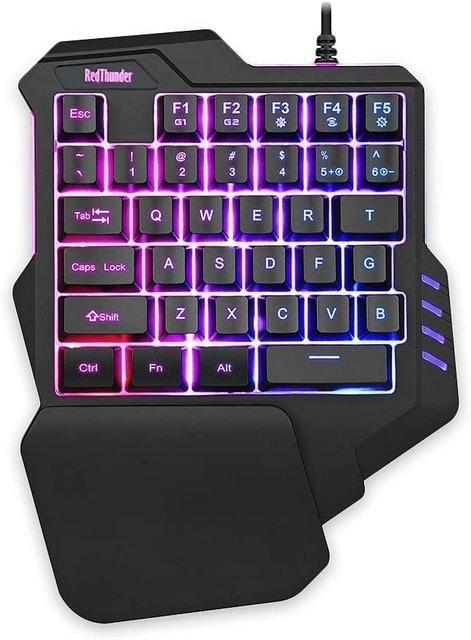 RedThunder One Handed Gaming Keyboard 1