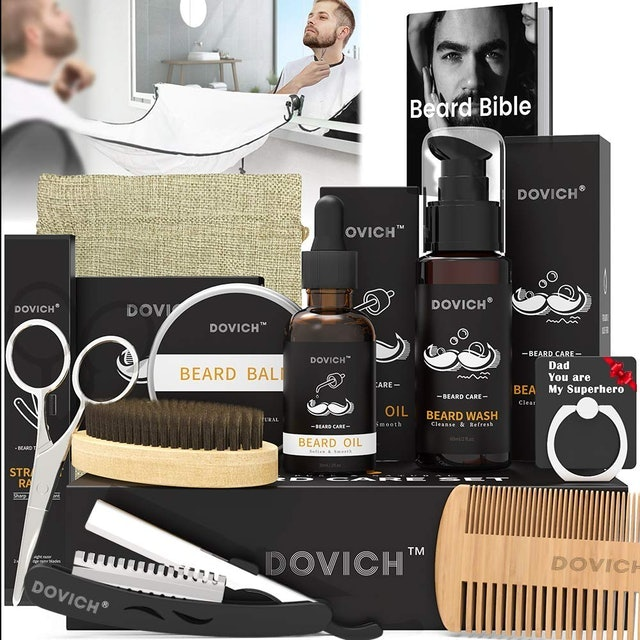Dovich 12 In 1 Beard Kit for Men 1