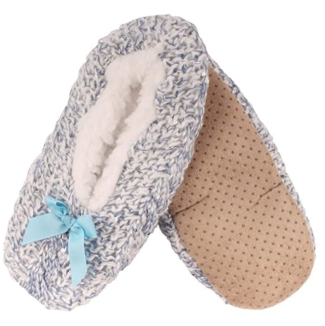 BambooMN Soft Touch Sleeper Slippers 1