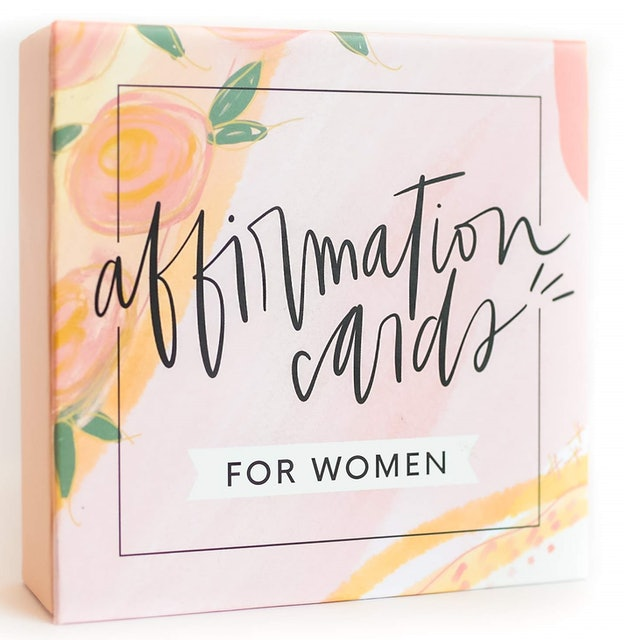 Casey Wiegand, Paper Peony Press Affirmation Cards for Women 1