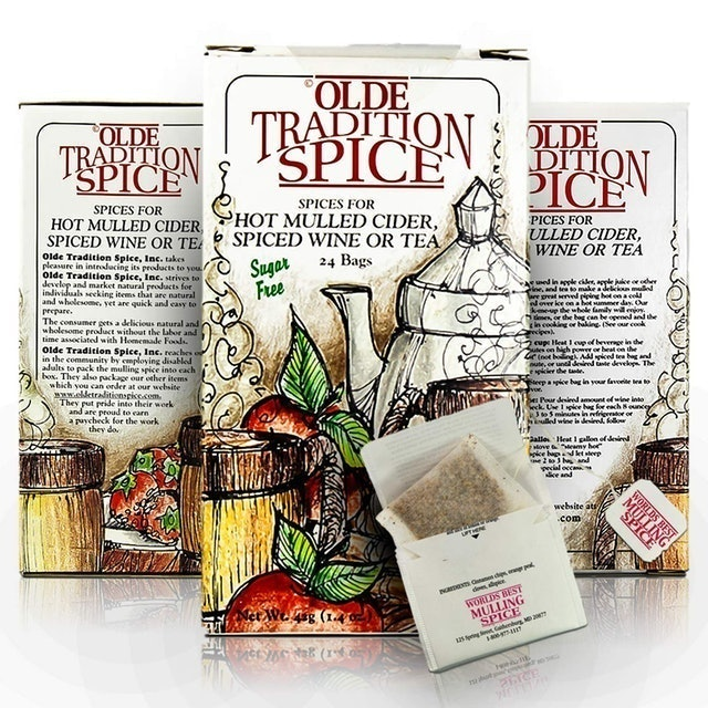 Olde Tradition Spice Mulling Spices 1