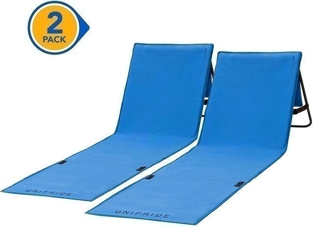 UNIPRIDE Beach Chairs For Outdoor Relaxing 1