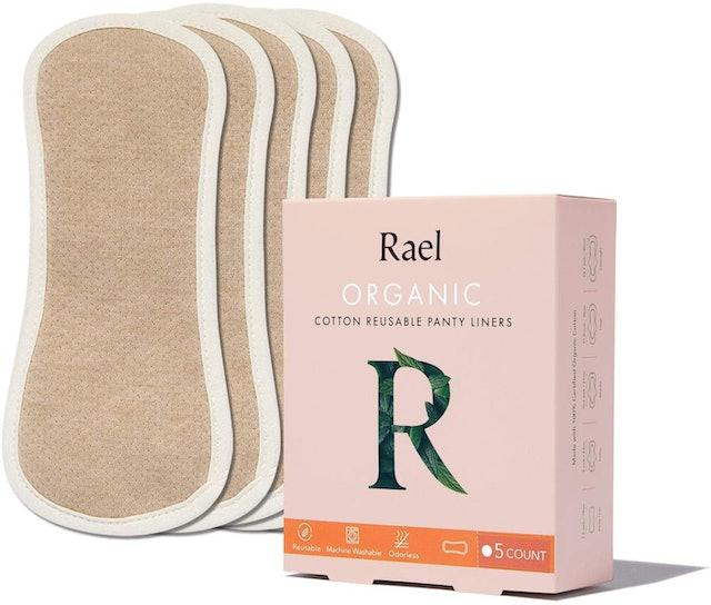 Rael Organic Cotton Reusable Cotton Pads 1