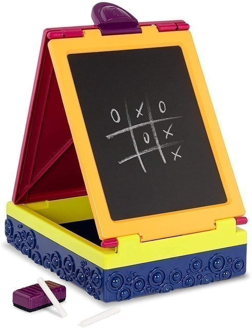 B. Toys by Battat Table Top Easel for Kids 1