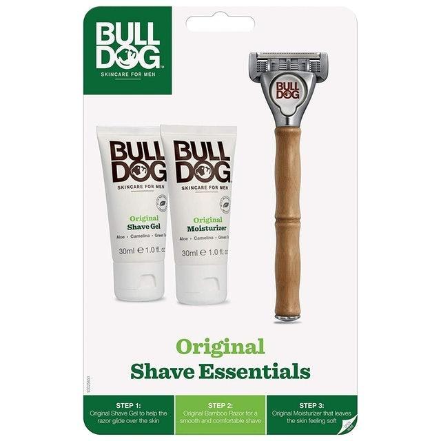 Bulldog Original Shave Essentials 1