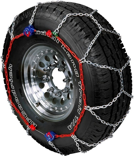 Security Chain Auto-Trac Light Truck/SUV Tire Traction Chain 1