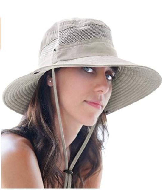 GearTOP Fishing Hat and Safari Cap With Sun Protection 1
