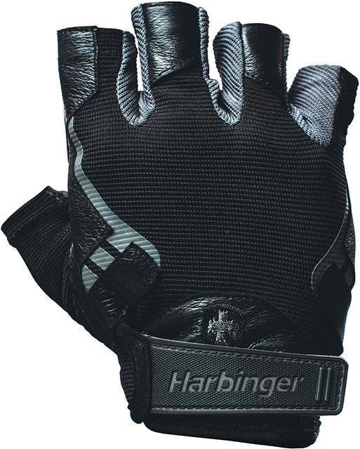Harbinger Pro Non-Wristwrap Weightlifting Gloves 1