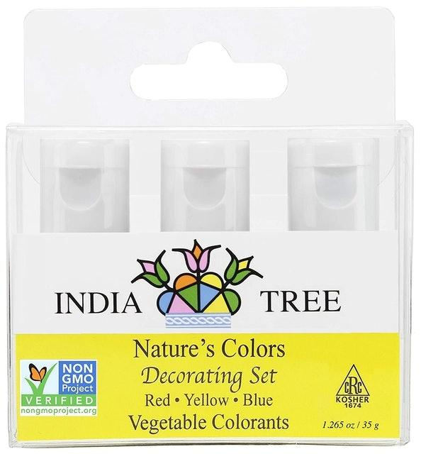 India Tree Nature's Colors Decorating Set 1