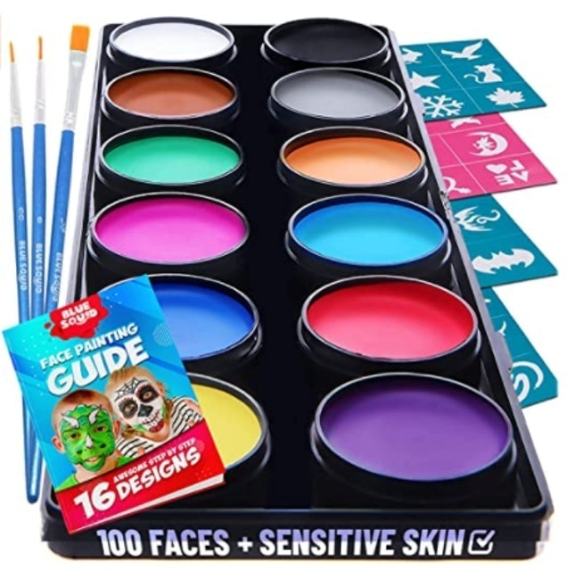 Top 10 Best Face Paint Kits In 2020