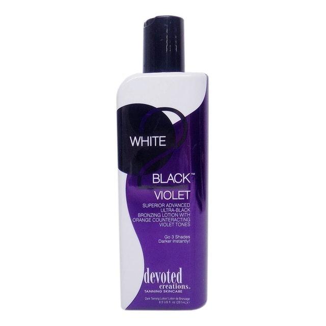 Devoted Creations White 2 Black Violet  1