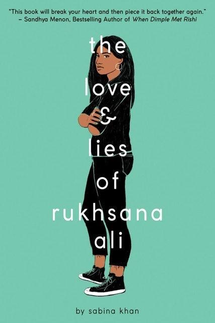 Sabina Kahn The Love and Lies of Rukhsana Ali 1