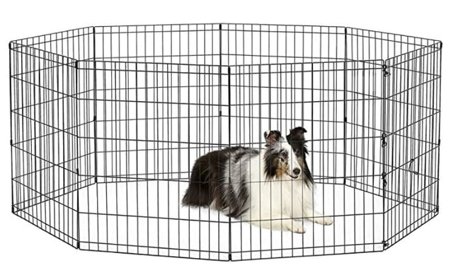 New World Pet Products Foldable Exercise Pet Playpen 1