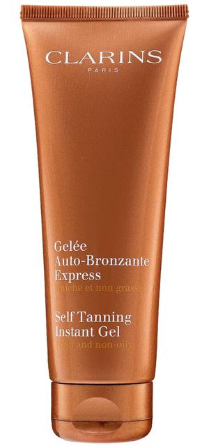 Clarins Self Tanning Instant Gel 1