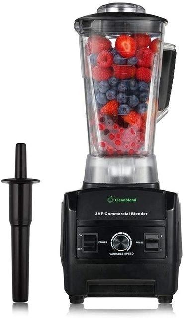 Cleanblend Commercial Blender 1
