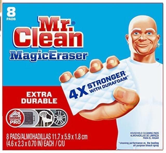 Mr. Clean Magic Eraser Pads 1