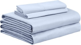 Top 10 Best Organic Cotton Sheets in 2021 (Burt's Bees Baby, AmazonBasics, and More) 5