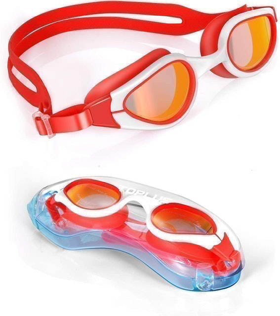 Toplus UV Protection Swimming Goggles 1