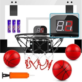 Top 10 Best Basketball Hoops for Home in 2021 (SKLZ, Lifetime, and More) 4