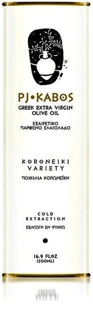 PJ Kabos Greek Extra Virgin Olive Oil 1