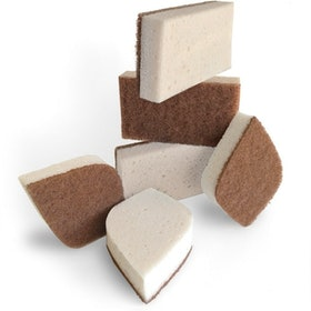 Top 10 Best Eco-Friendly Sponges in 2020 (Trader Joe's, Scotch-Brite, and More) 2