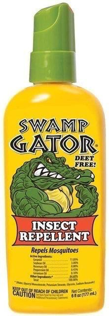 P.F. Harris Mfg.` Swamp Gator Natural Insect Repellent 1