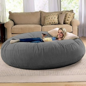 Top 10 Best Bean Bag Chairs in 2020 (Chill Sack, Fatboy, and More)  1