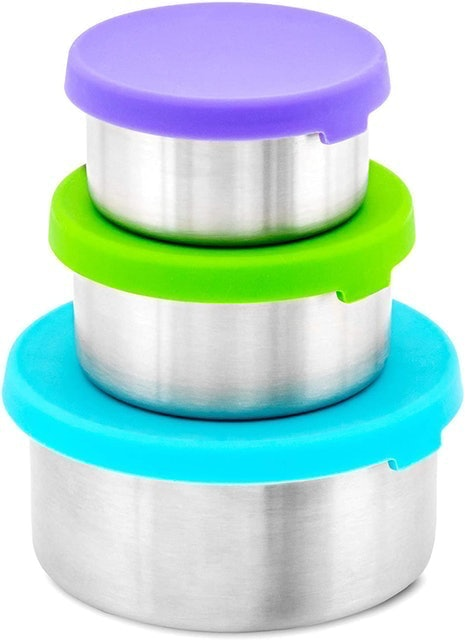WeeSprout Stainless Steel Food Storage Containers 1